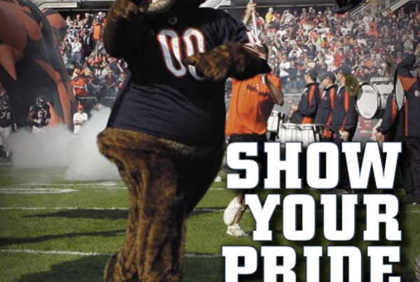 Chicago Bears Merchandise Catalog Cover