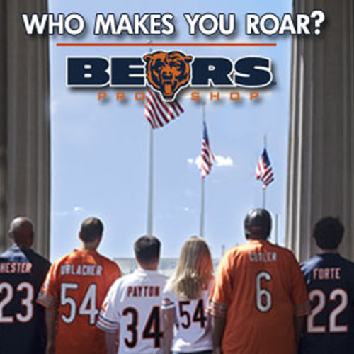 Chicago Bears Digital Marketing