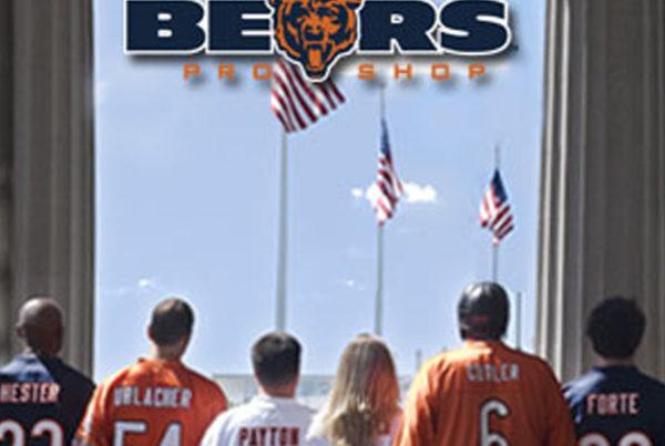 Chicago Bears Digital Marketing