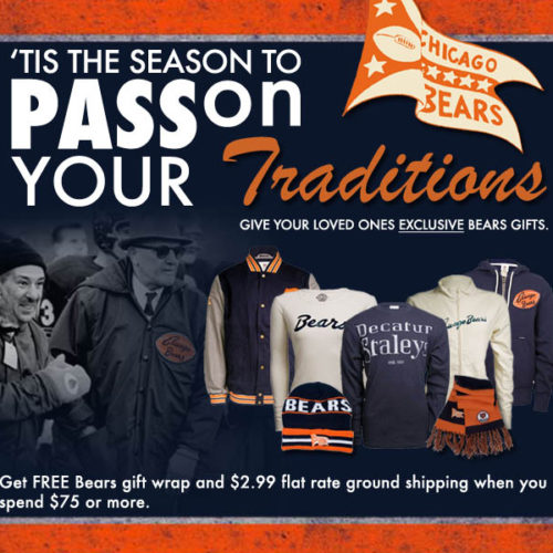 Chicago Bears Email Marketing
