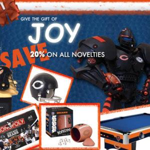 2009 Merchandise Email